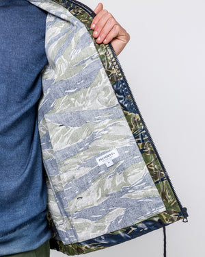 RG Exclusive Tiger Camo Glass Jacket in Camouflage