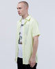 1017 Alyx 9SM Stevie Button Up in Neon Yellow