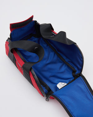 GDFHT x Take Hanafusa Micro Track Day Bag in Red