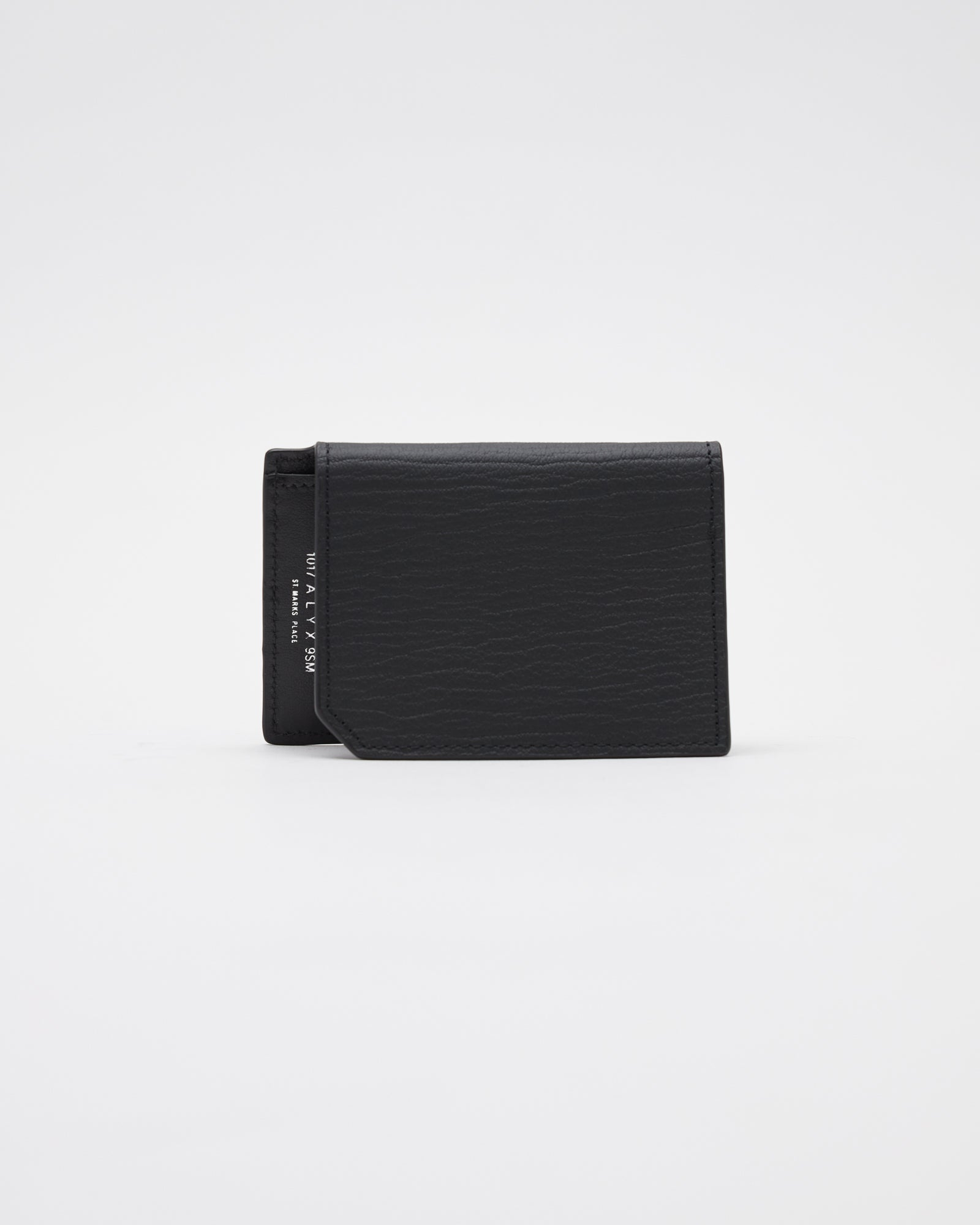 Martin Card Holder in Black