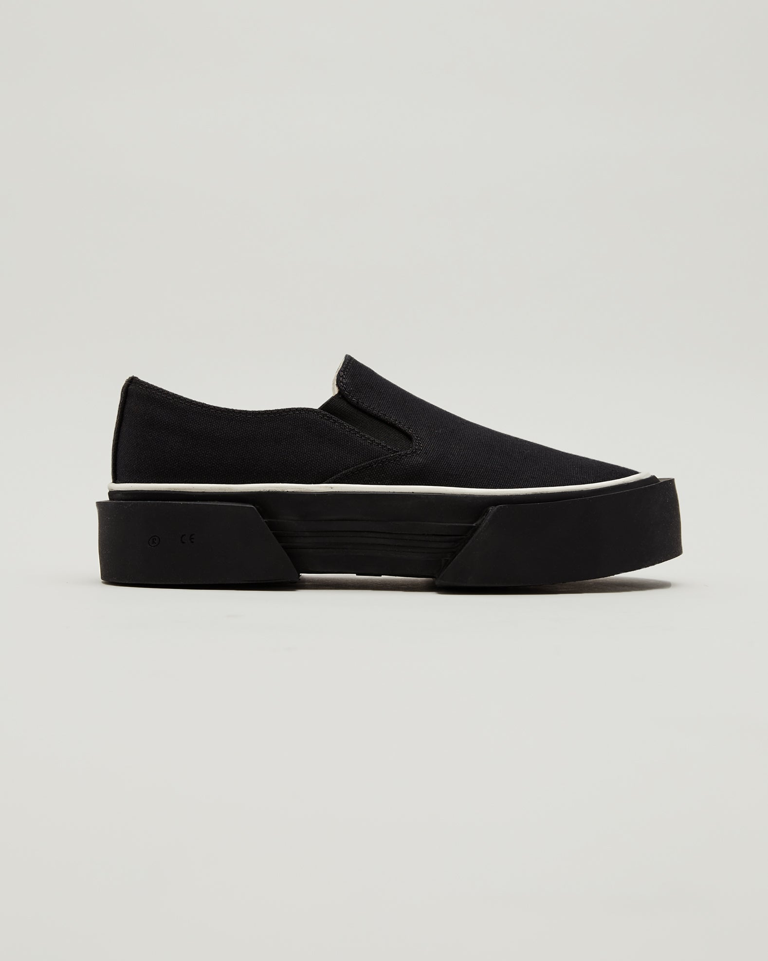 Inflate Slip On in Black