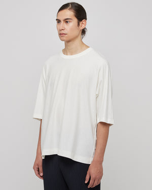 Release Basic T-Shirt in Cream