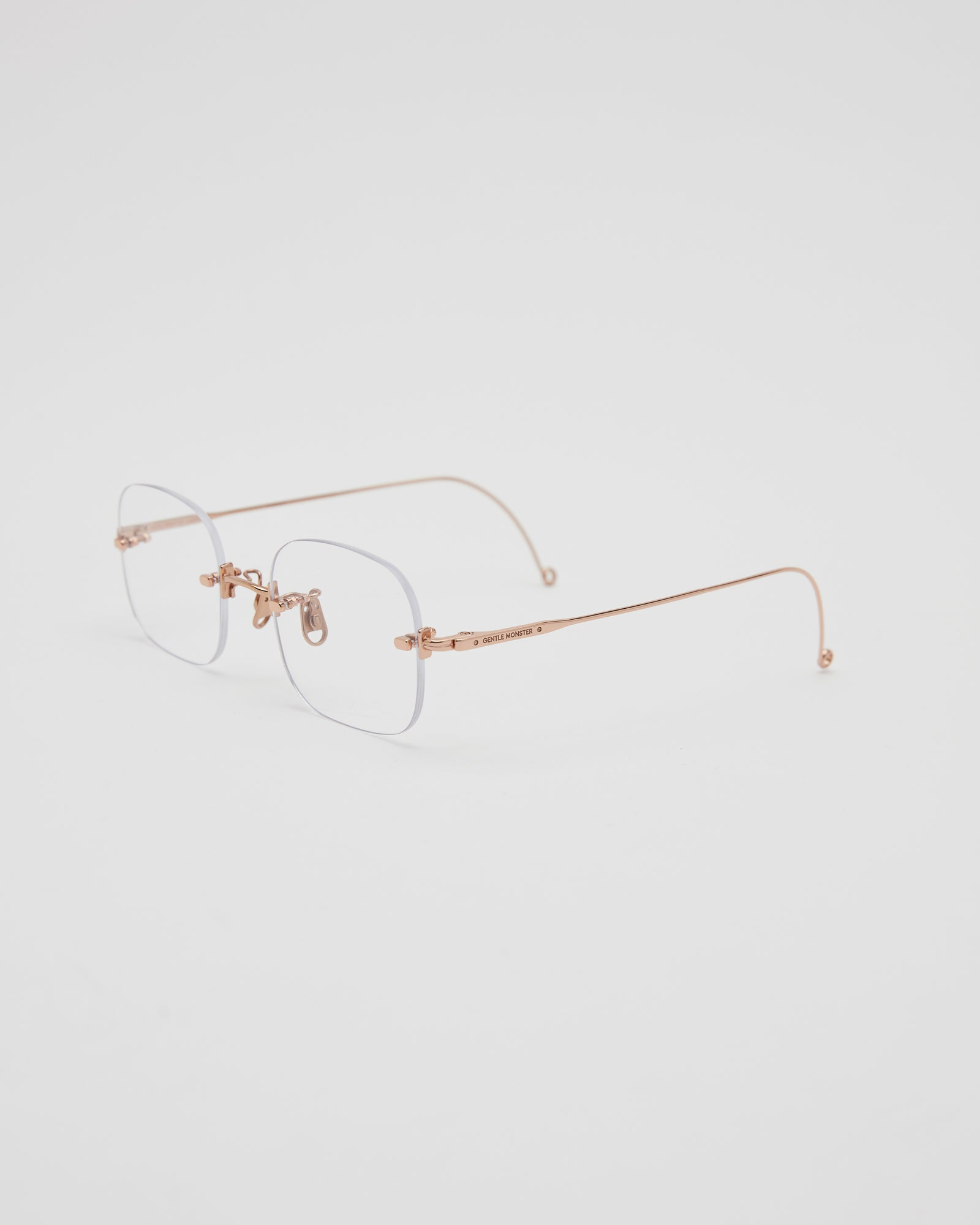 Jennie Daisy 032 Spectacle Frames in Gray/Gold