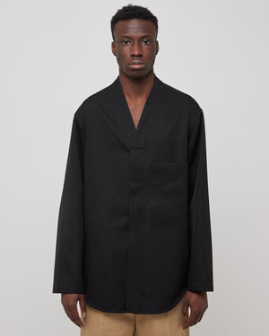Abbot Shirt in Black