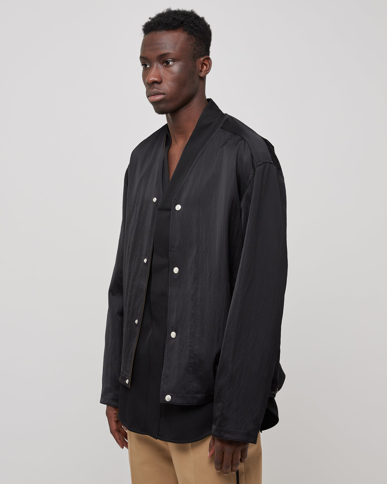 Andrew Blouson in Black