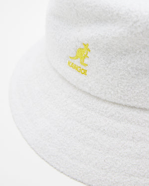 Bermuda Lahinch in White/Yellow