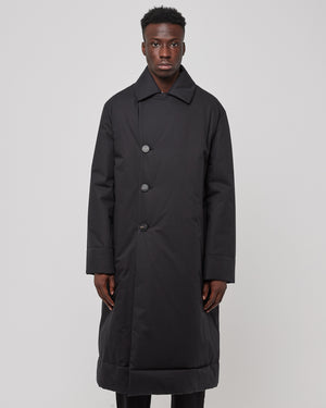 Kibbo Coat in Black