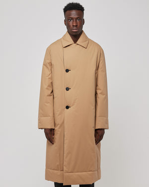 Kibbo Coat in Tan