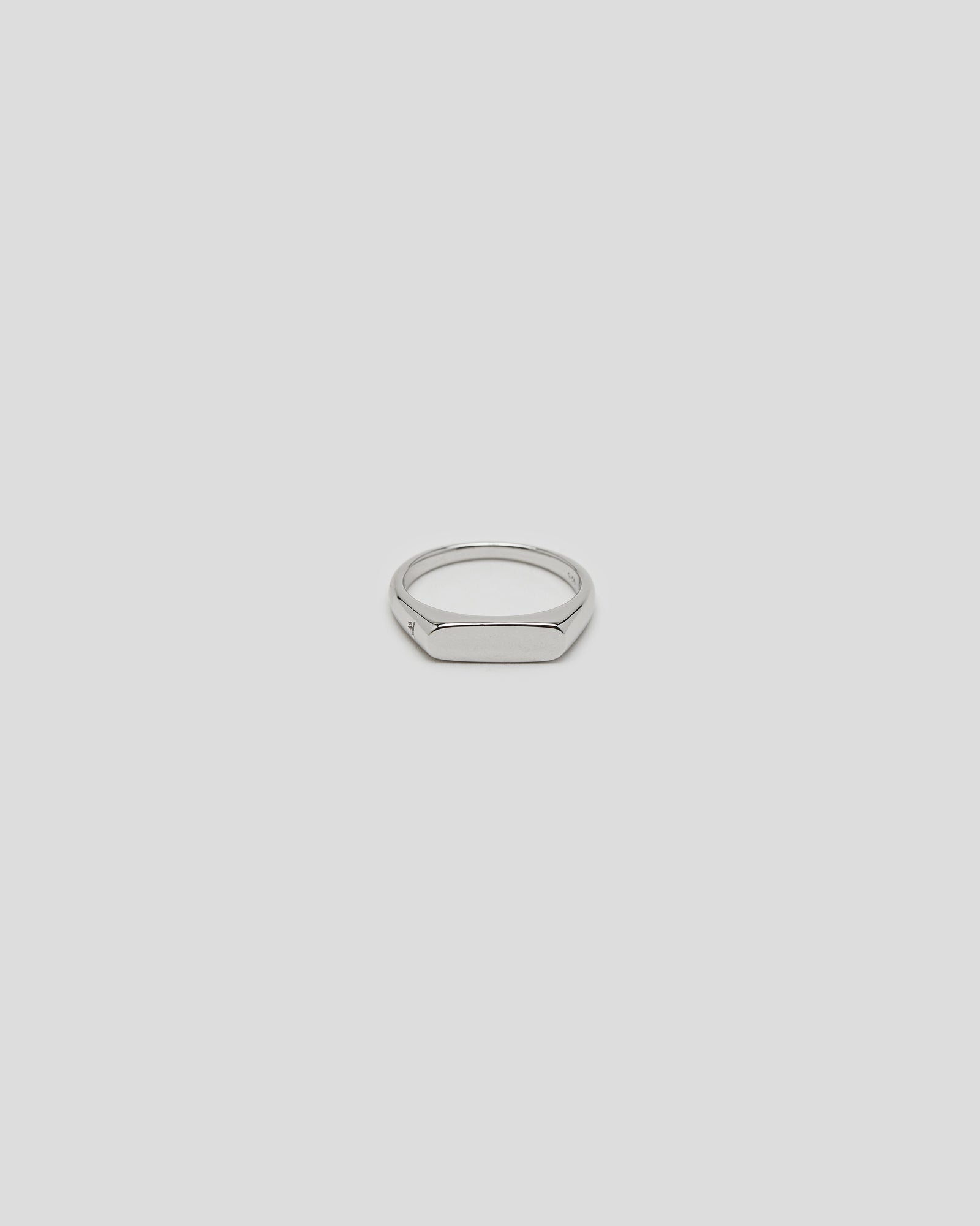Knut Ring in Silver