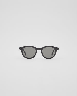 Lang-01 Sunglasses in Black