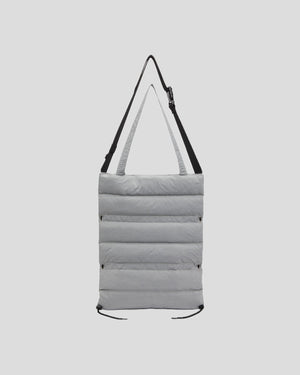 Large Fold Bag in Gray