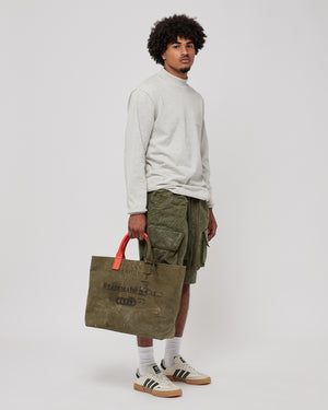 Weekend Bag in Green