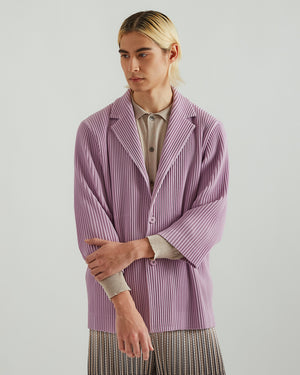 Lightweight Jacket in Purple