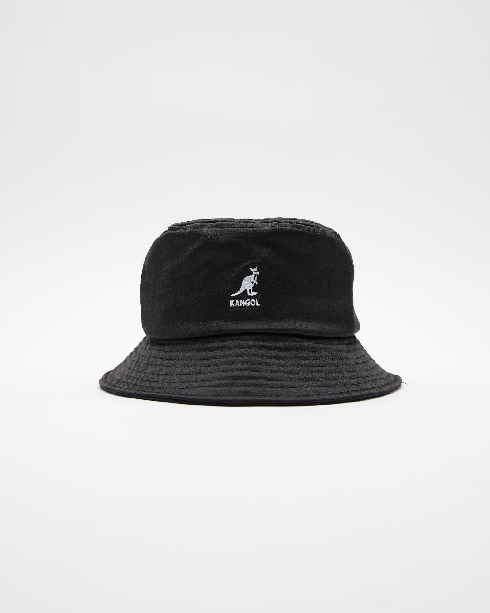 Liquid Mercury Bucket Hat in Black