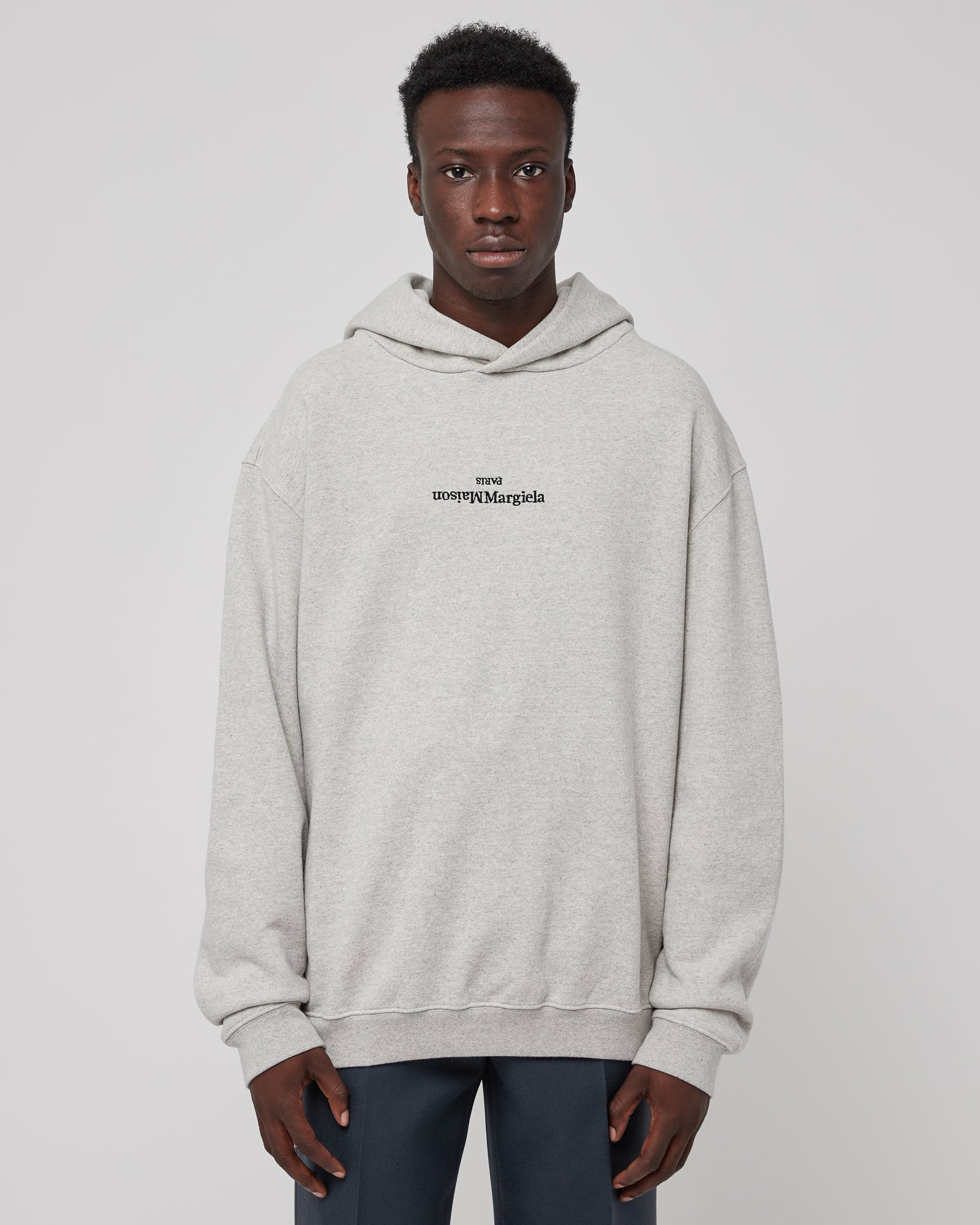 Logo Sweatshirt in Gray