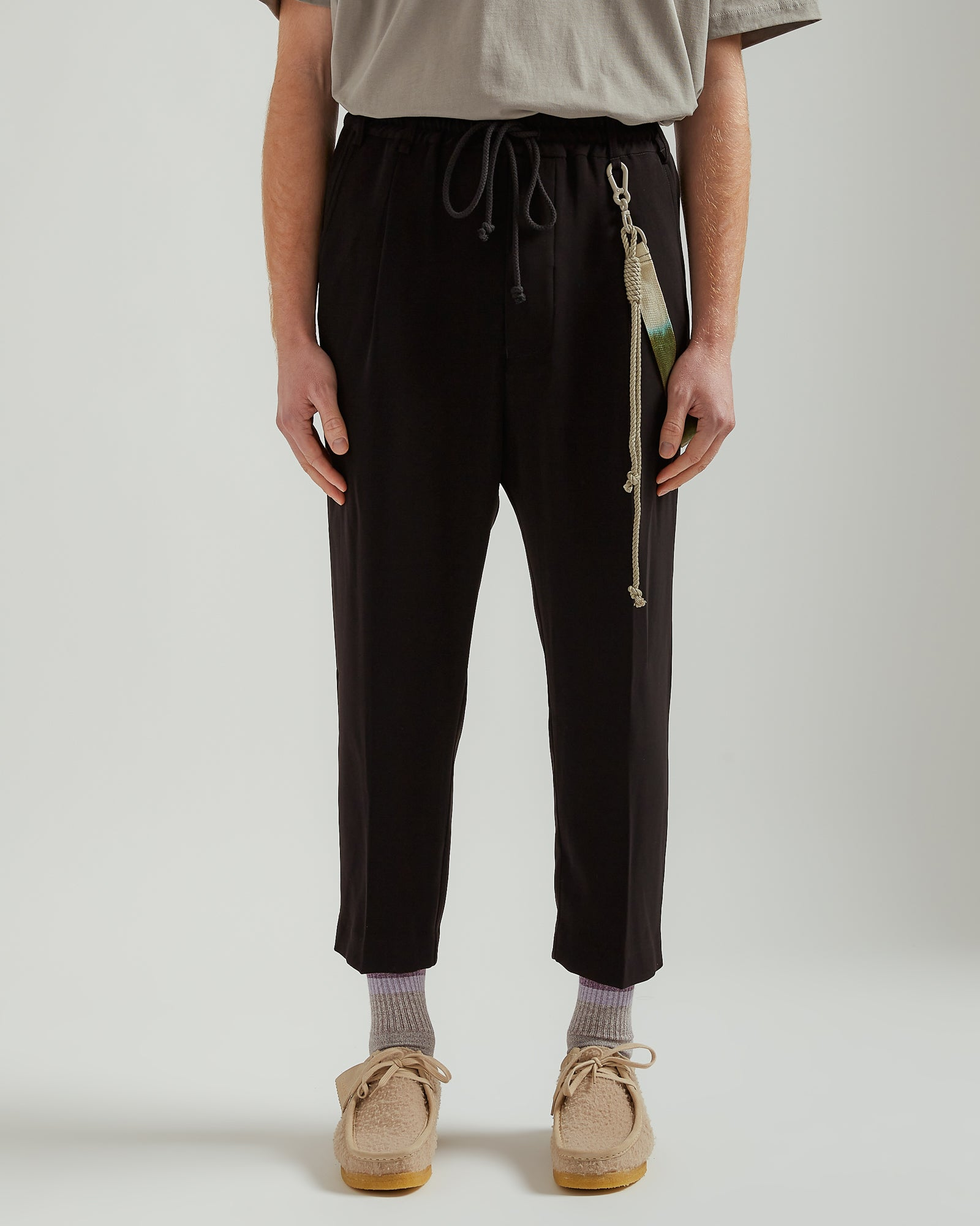 Lounge Pant in Black