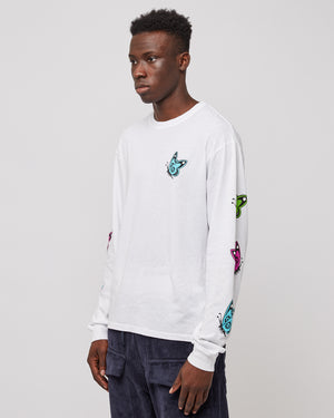Love Like This L/s T-Shirt in White