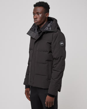 MacMillan Parka in Black