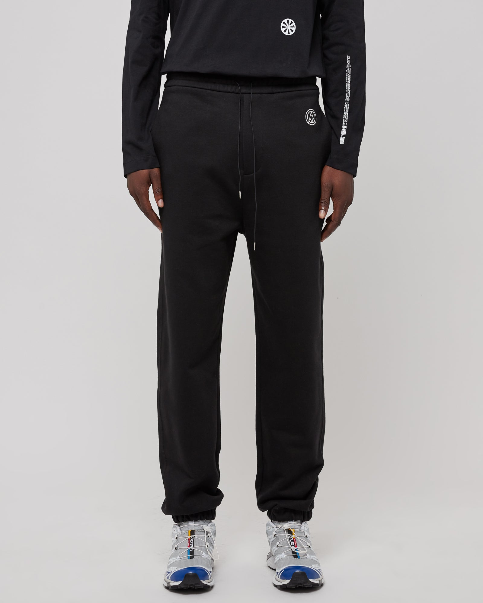 Mark Sweatpants in Black
