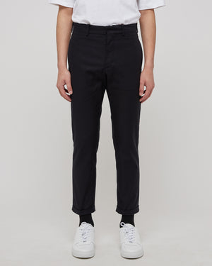 Tailored Trousers in Black