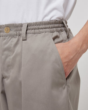 Tropical Trousers in Light Gray
