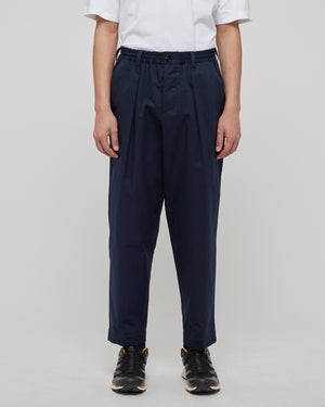 Tropical Trousers in Navy