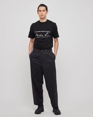 Classic S/S T-Shirt in Black