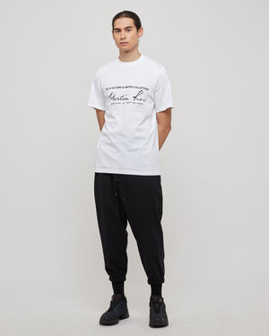 Classic S/S T-Shirt in White