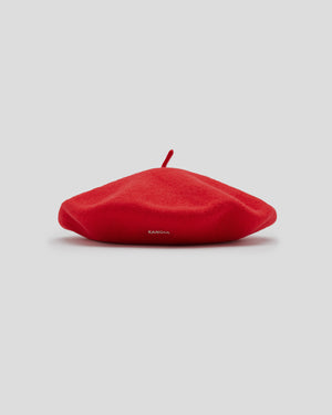 Modelaine Beret in Red
