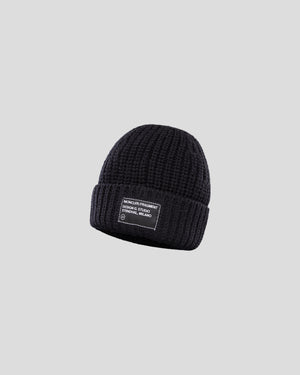 Fragment Hat in Black