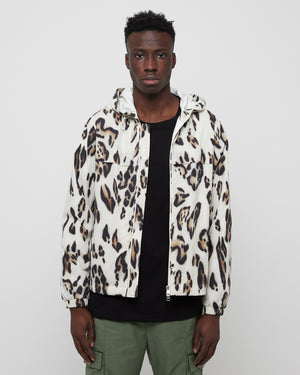 Jau Jacket in Leopard Print