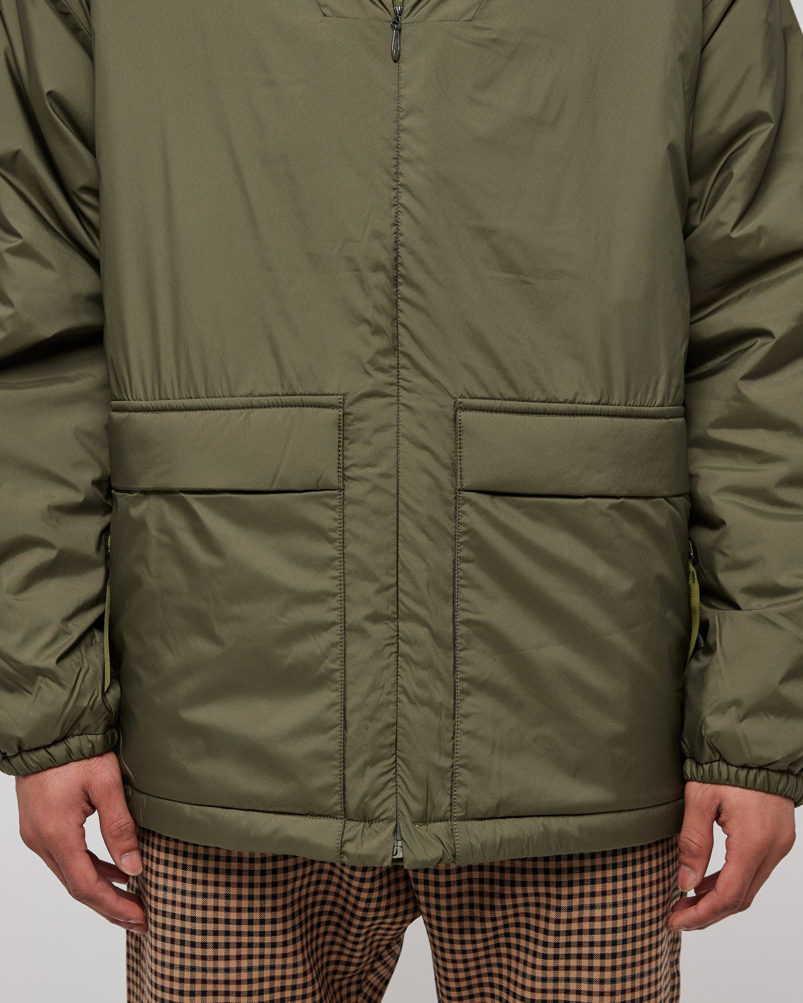 Nanamican Insulation Jacket in Khaki
