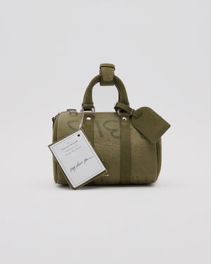 Nano Overnight Bag in Green