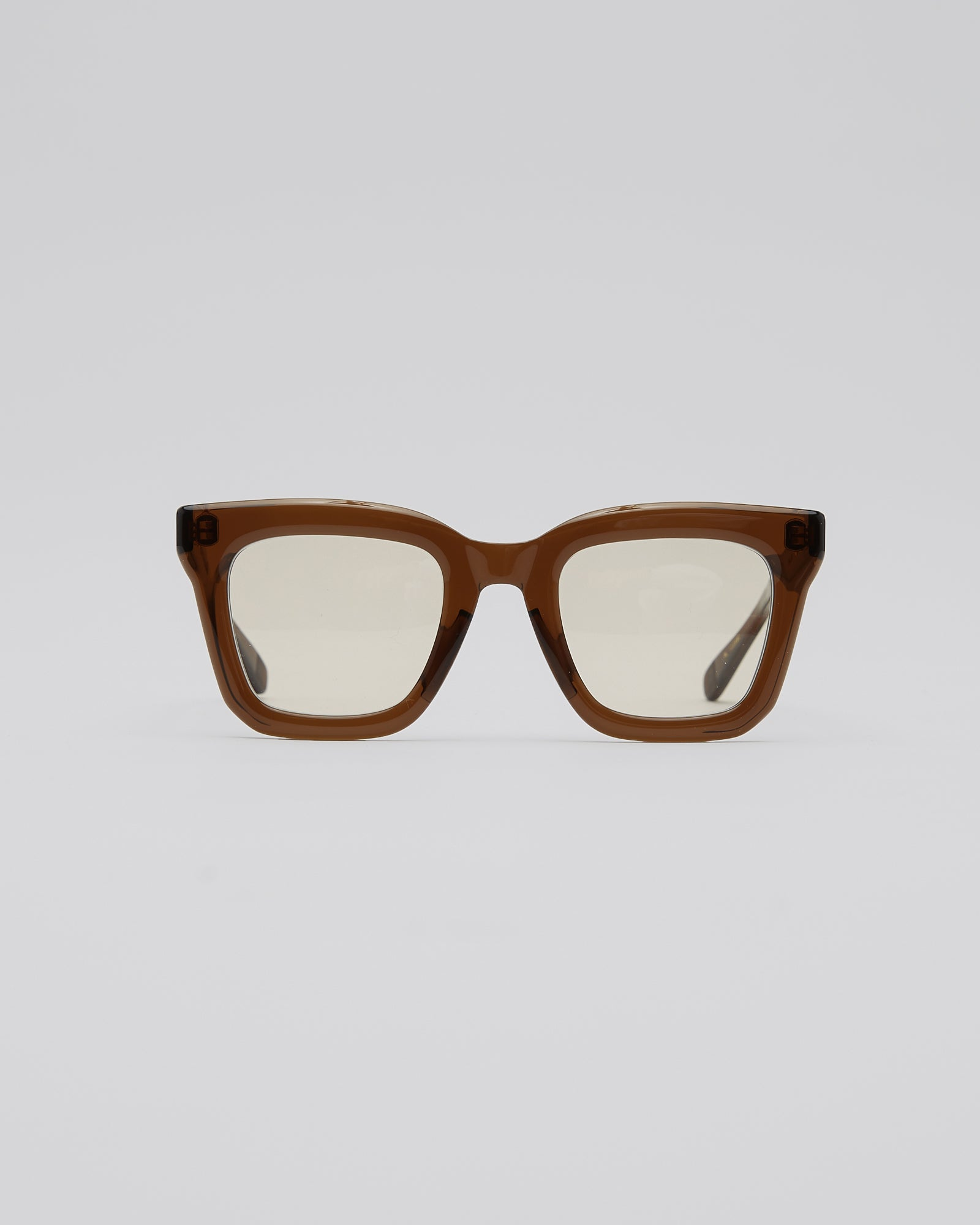 Native Sons x Sacai Cornell in Brown /Clear