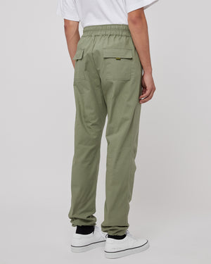 Naval Himalayan Pants in Olive
