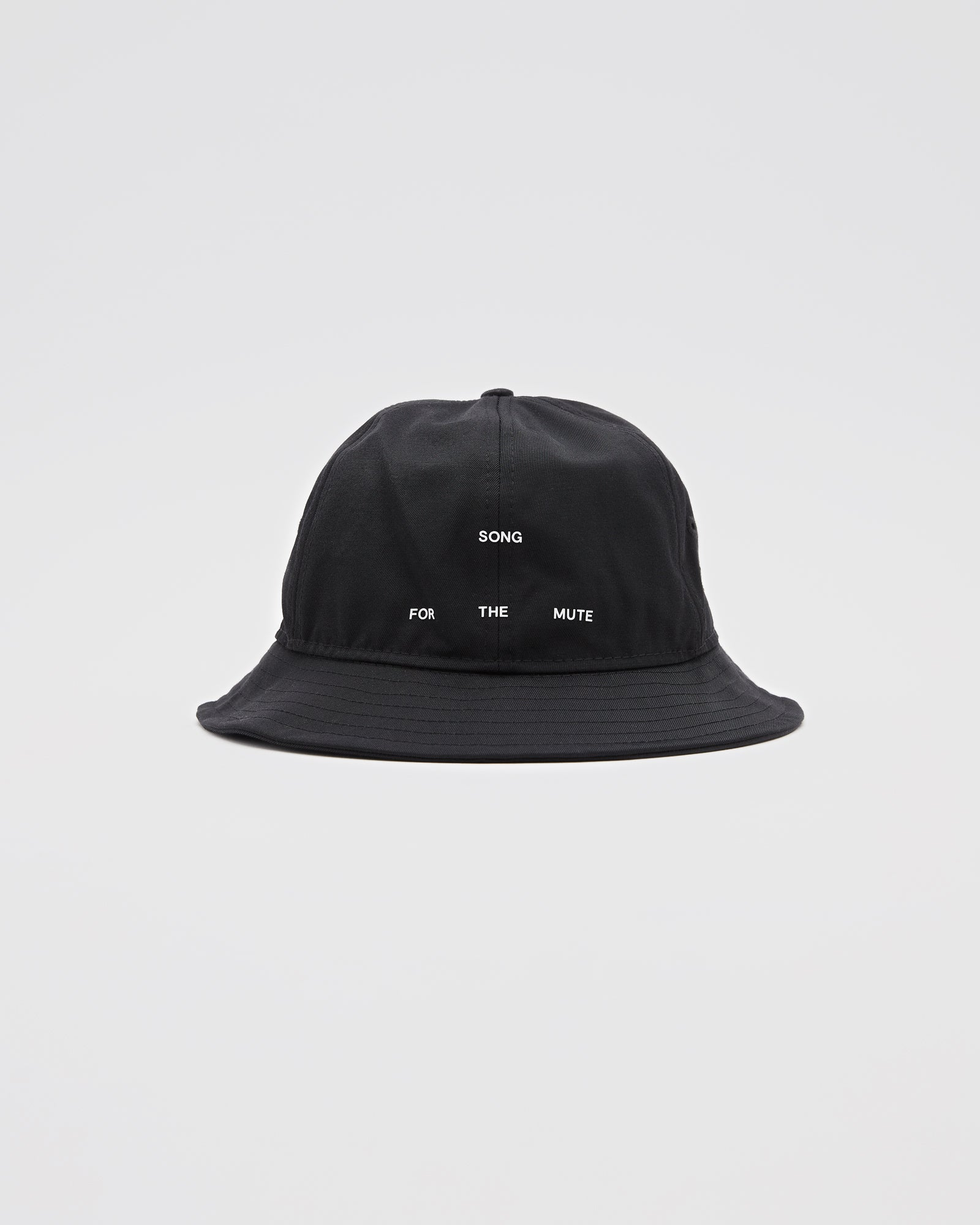 SFTM X New Era Explorer Hat in Black