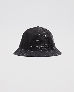 SFTM X New Era Explorer Hat in Black/Splatter