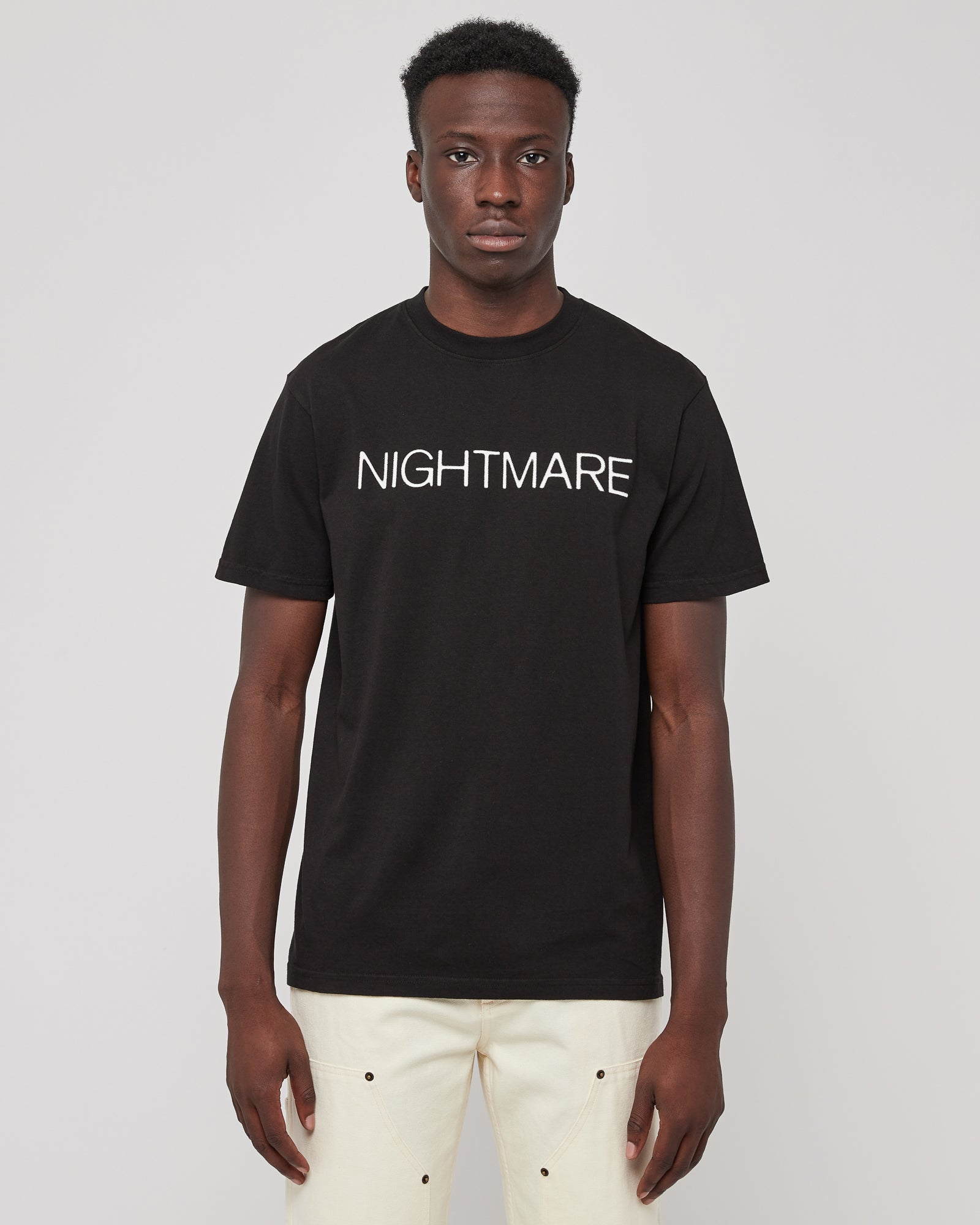 Nightmare T-Shirt In Black