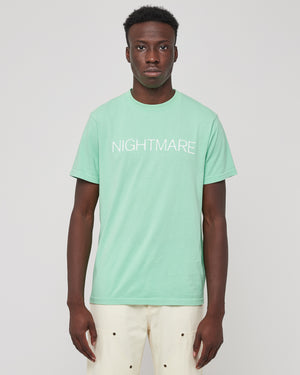 Nightmare T-Shirt In Mint