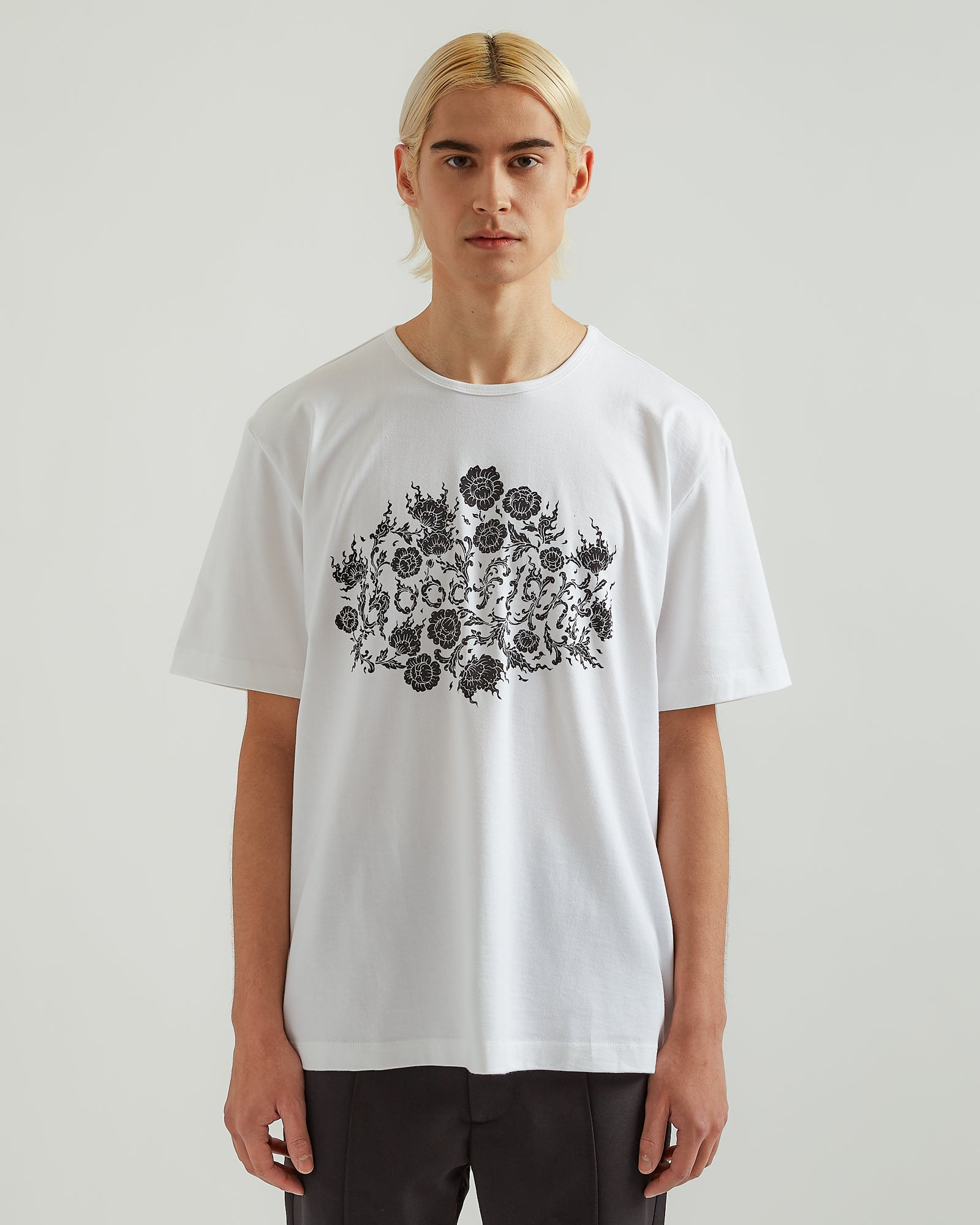 North Am Tour T-Shirt in White