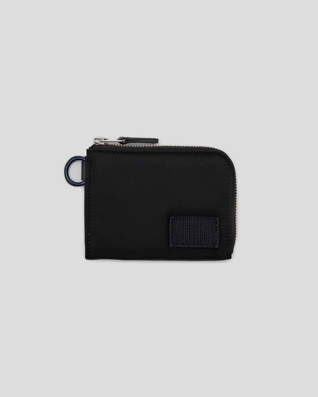 Nylon Wallet in Black