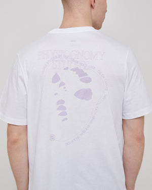 Scan T-Shirt in White