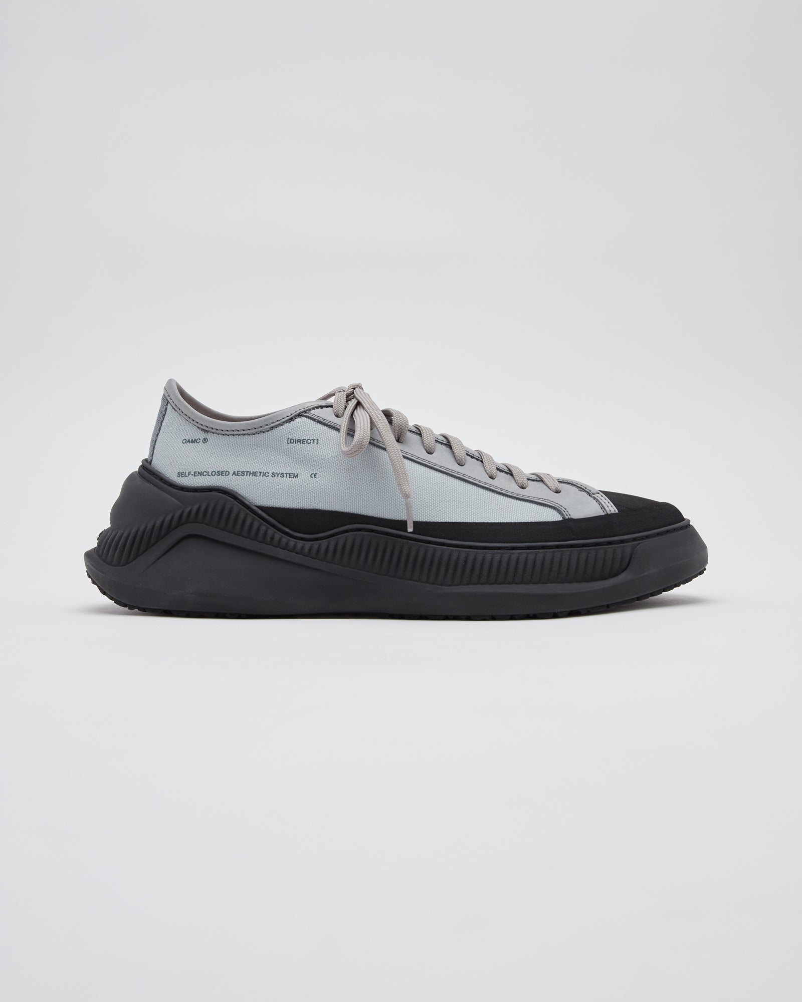 Free Solo Low Sneaker in Mist