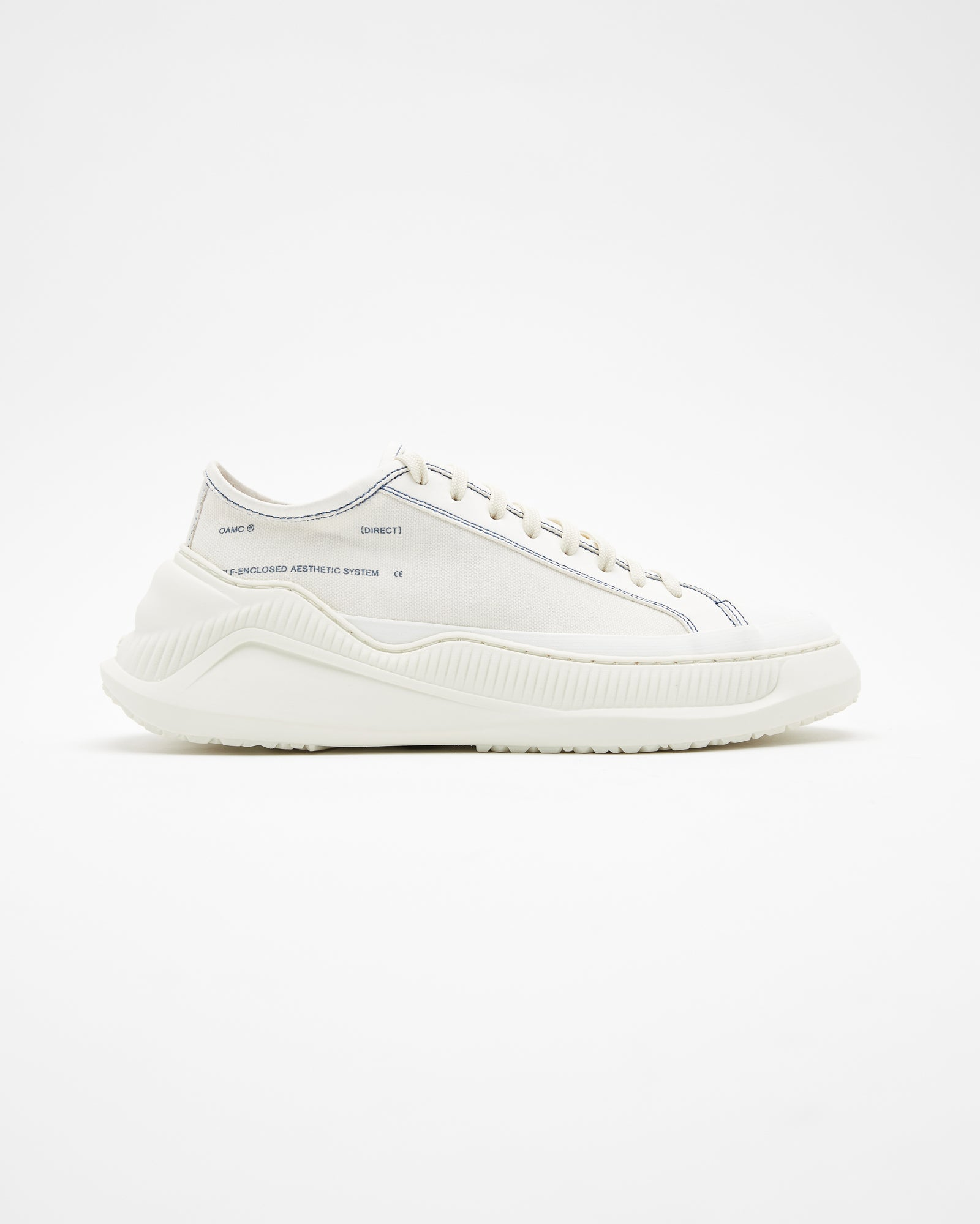 Free Solo Sneaker in Off White