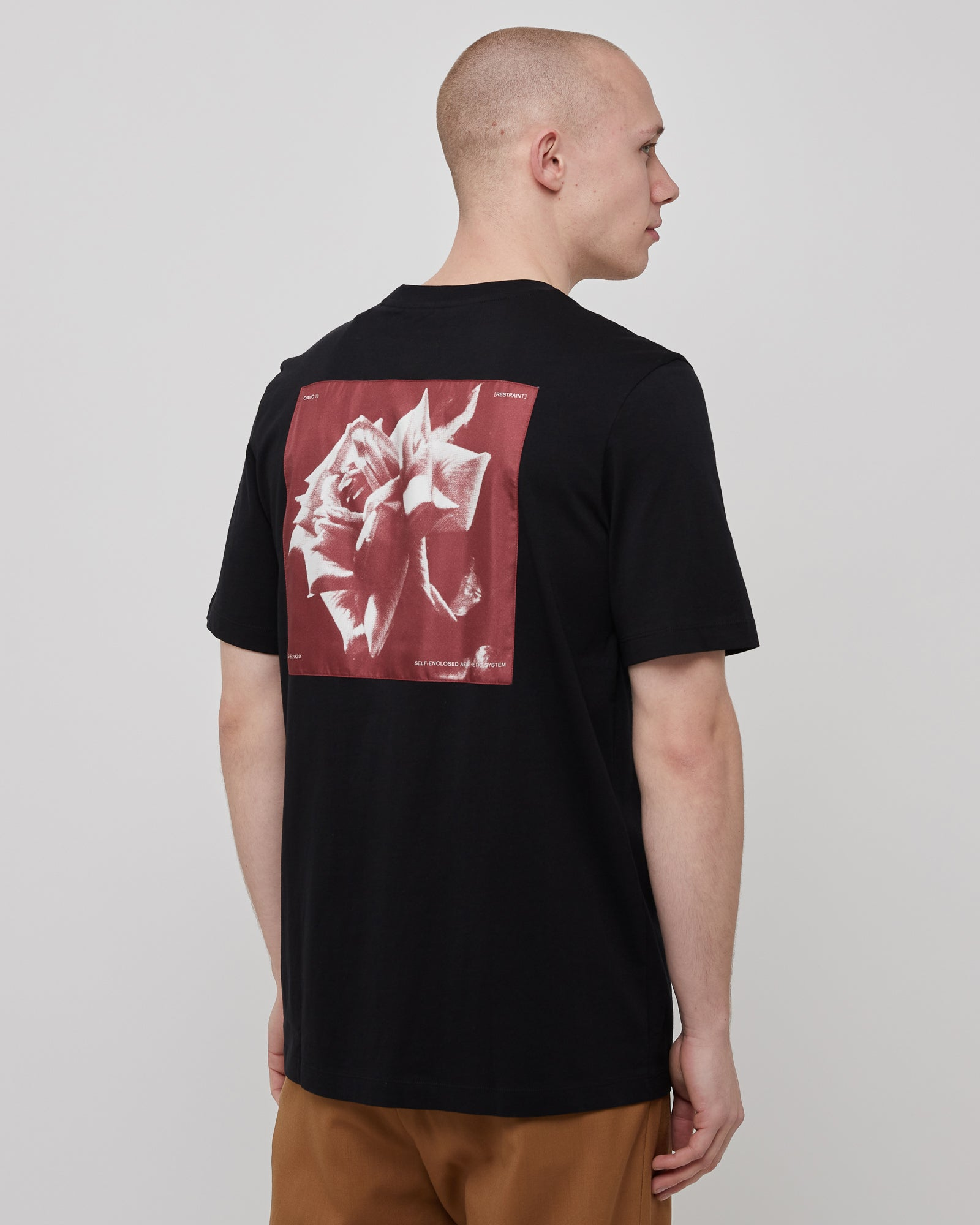 GT21 T-Shirt in Black