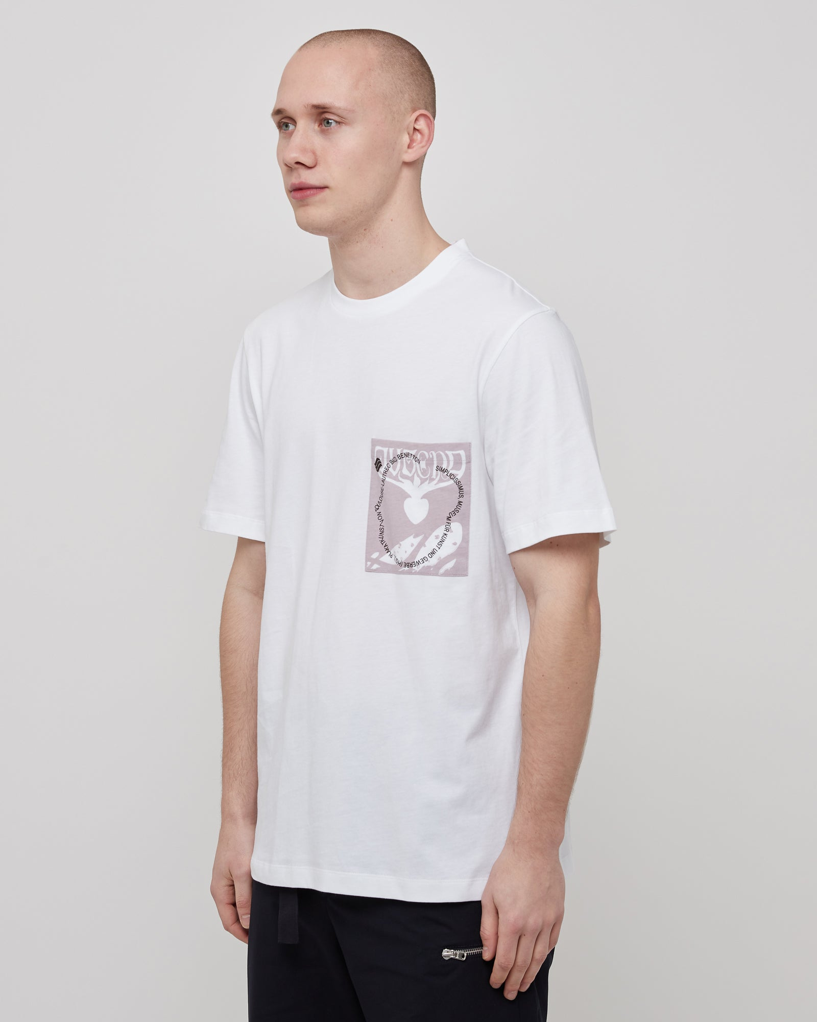 Jugend T-Shirt in White