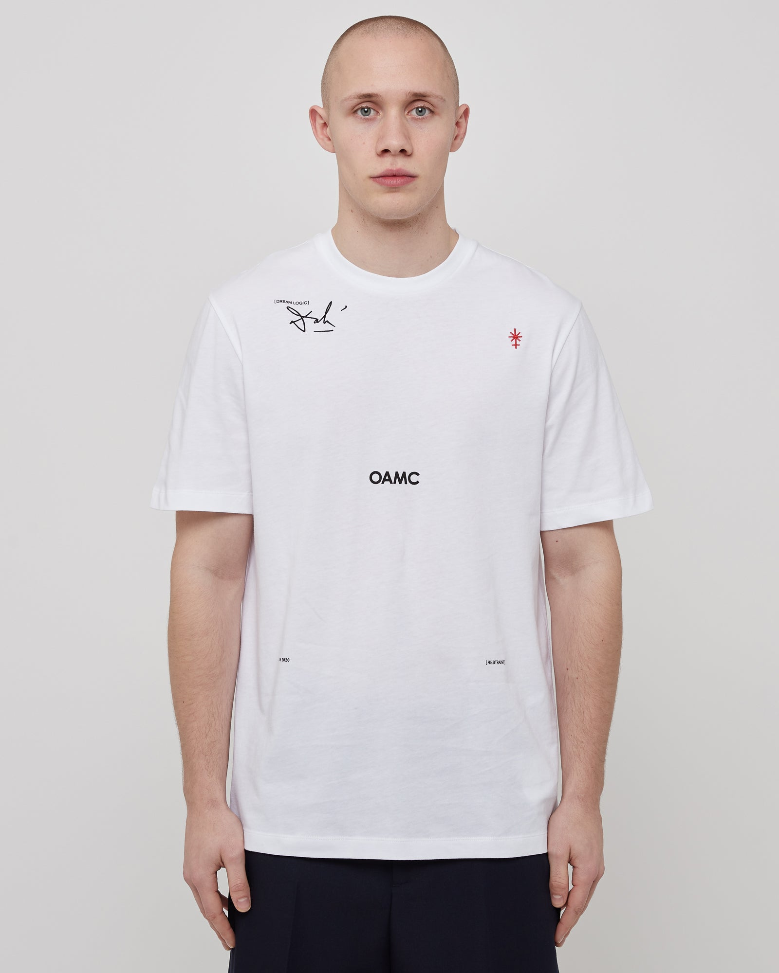 Logic T-Shirt in White