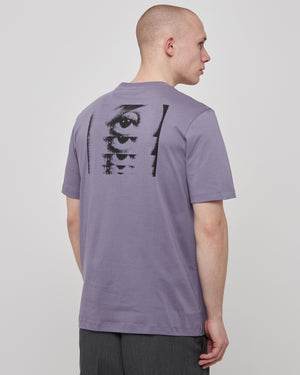 Simone T-Shirt in Blueberry