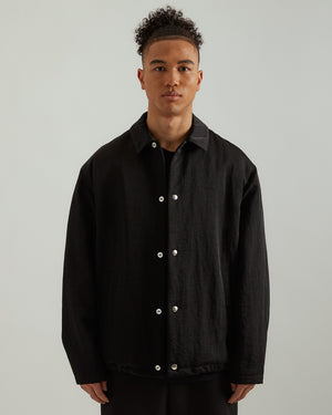 Context Jacket in Black