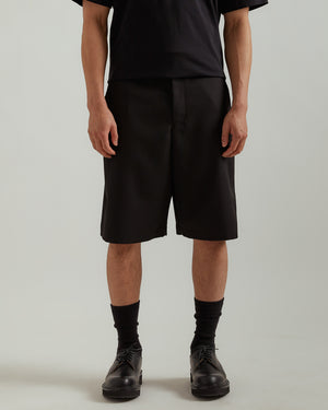 Vapour Short in Black